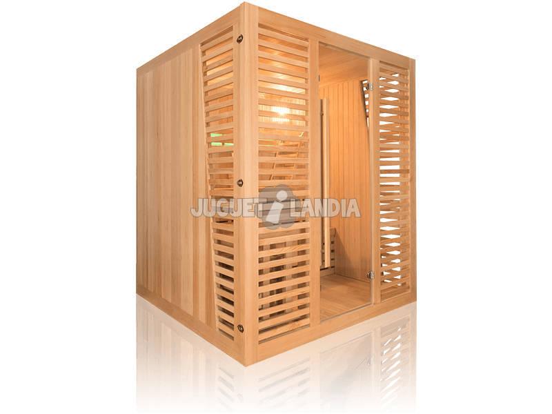 Sauna à Vapeur Vénitien - 4/5 Places Poolstar HL-VN05R