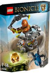 Lego Bionicle Pohatu: Maestro de la Piedra