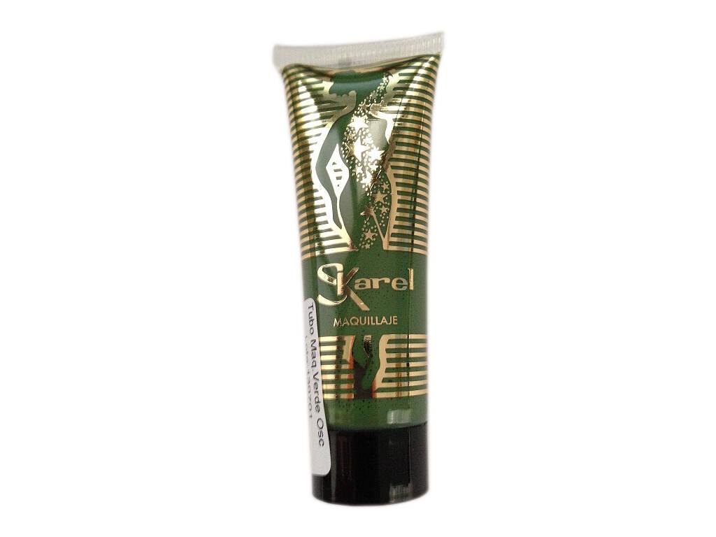 tubo de maquiagem fixo Cor de verde escuro