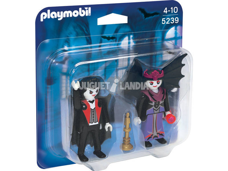 Playmobil Duo Pack Vampiros