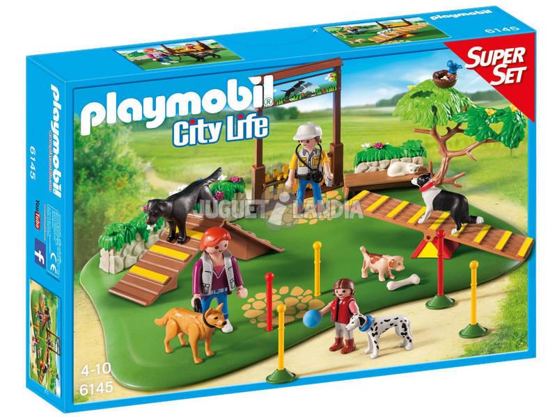 Playmobil Superset Addestramento Cani