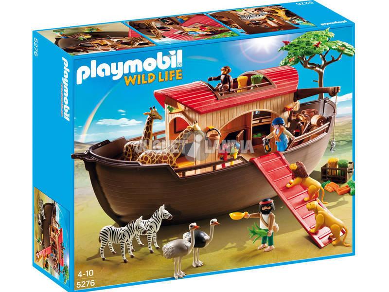 Playmobil Arca De Animales