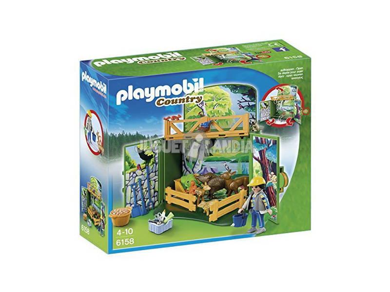 Playmobil Scrigno Amica degli Animali