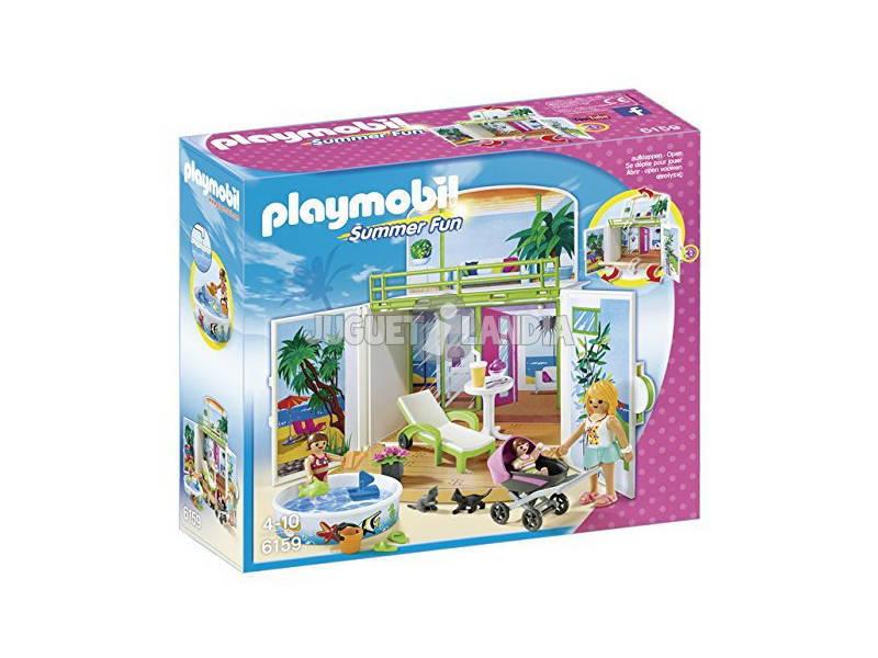 Playmobil Scrigno famiglia mare