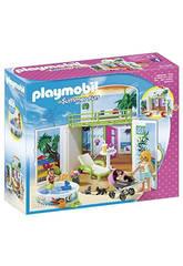 Playmobil Cofre Bungalow en la Playa