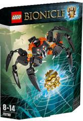 Lego Bionicle Se�or de las Ara�as Calavera