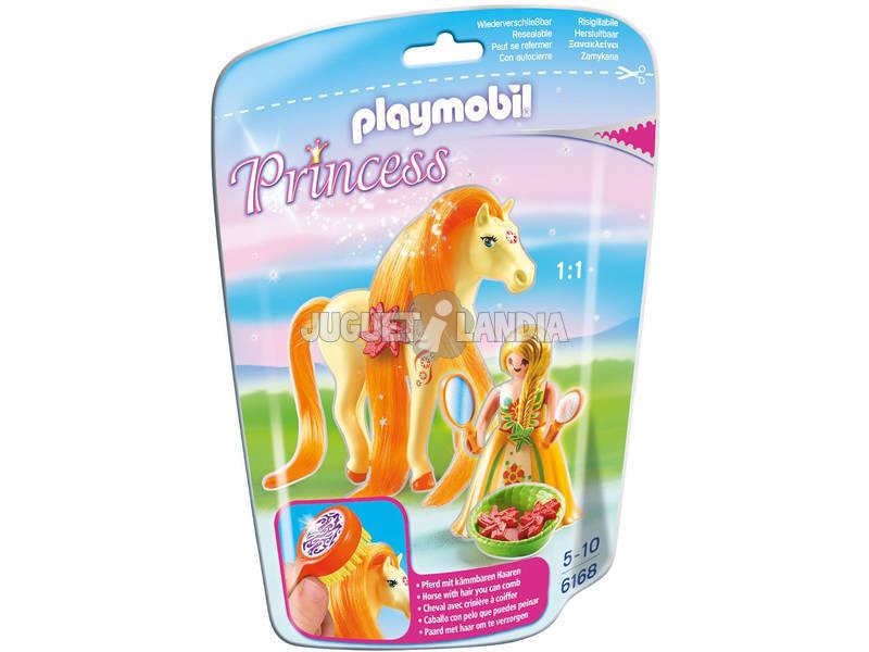 Playmobil Princesa Sol con Caballo