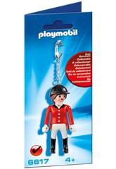 Playmobil Llavero de Caballero