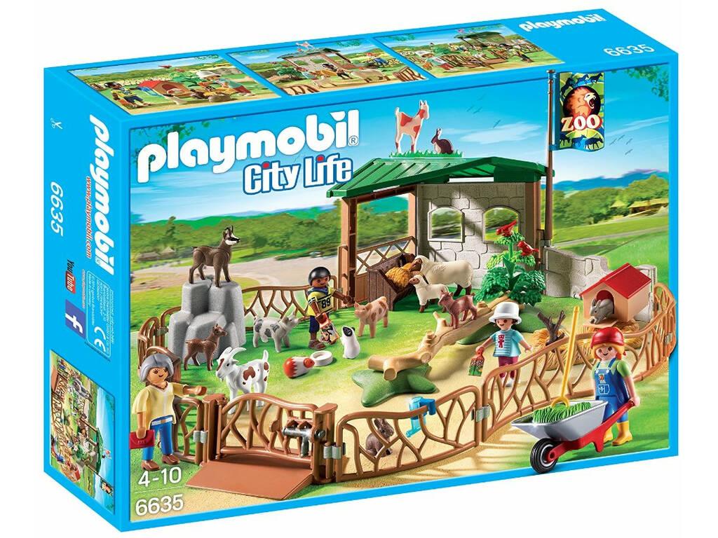 Playmobil - Lo Zoo Dei Bimbi