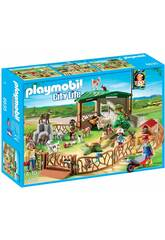 Playmobil Zoo de Mascotas para Niños