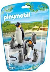 Playmobil Famille De Pingouins