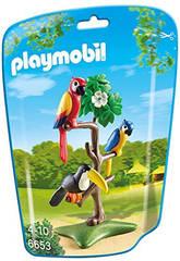 Playmobil Oiseaux Tropicaux
