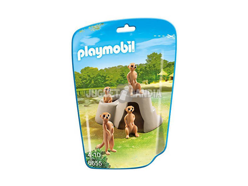 Playmobil Suricates
