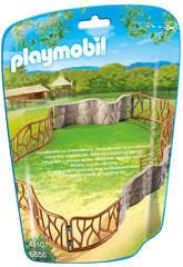 imagen Playmobil Vallas de Zoo