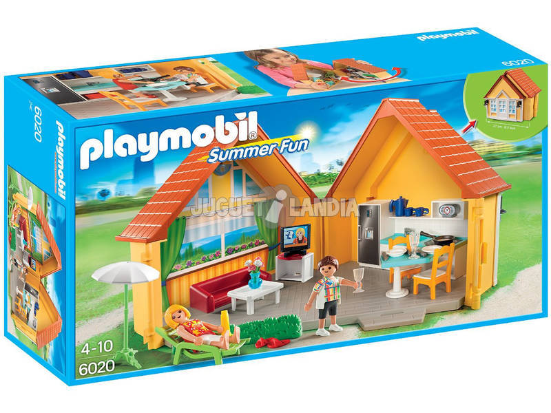 Pasta Playmobil Country House