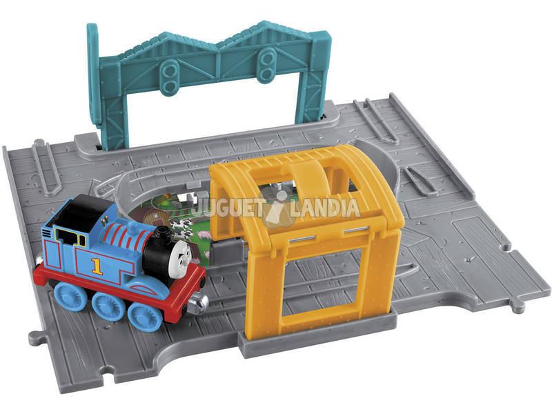Thomas y sus amigos Minicircuito Portatil Mattel Y8759