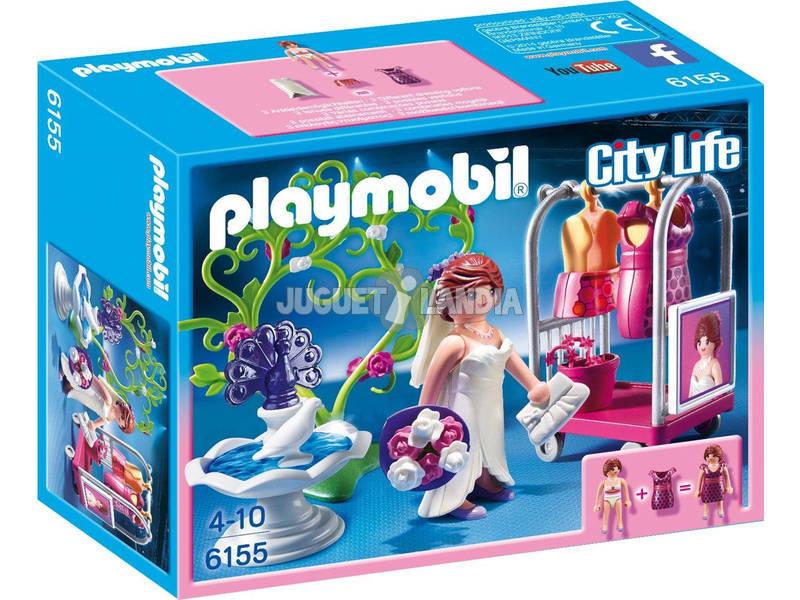 Playmobil Sesion de Fotos de Novia