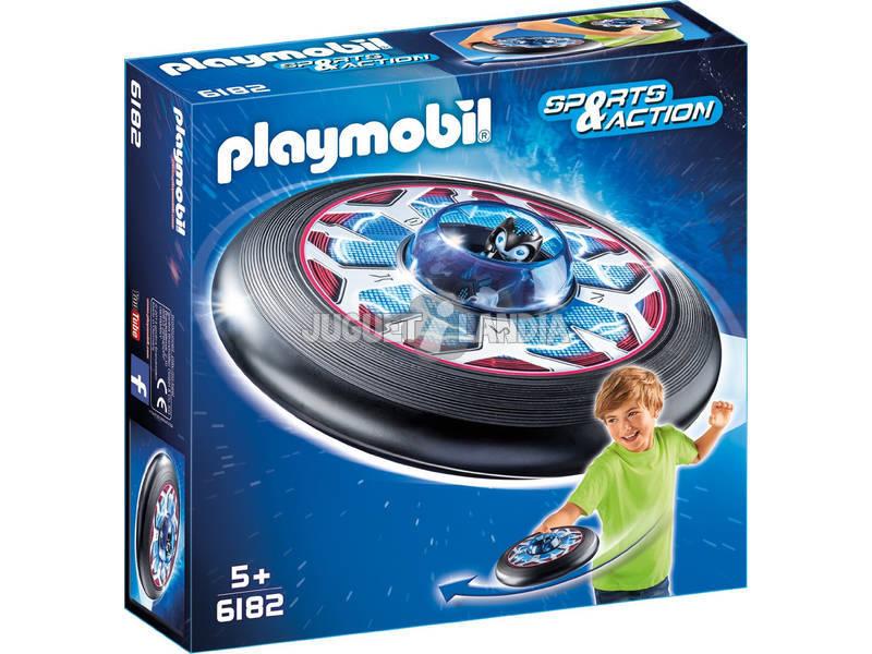 Playmobil Celestial Disco Voador com Alienígena