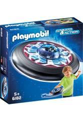 imagen Playmobil Disco Volador Celestial con Alien