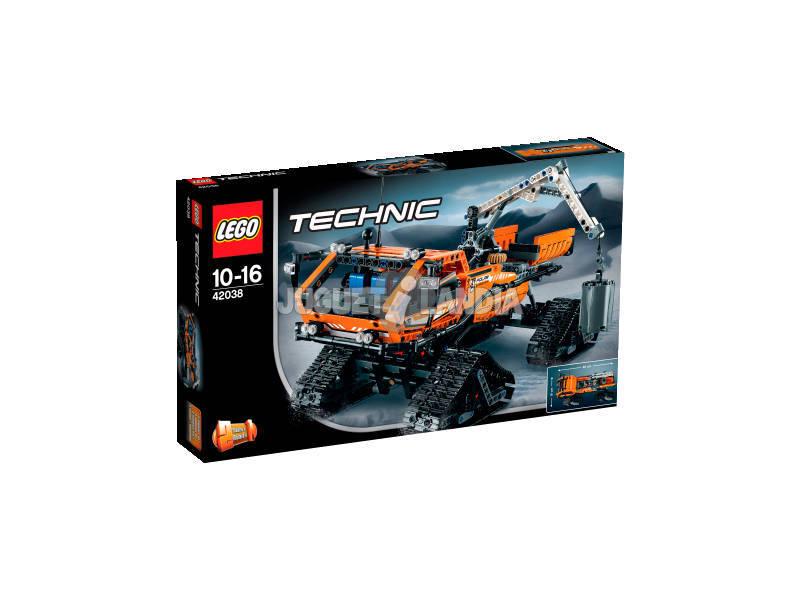Lego Technic Le Véhicule Arctique