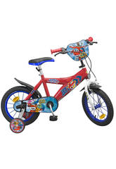 Bicicleta Super Wings 14