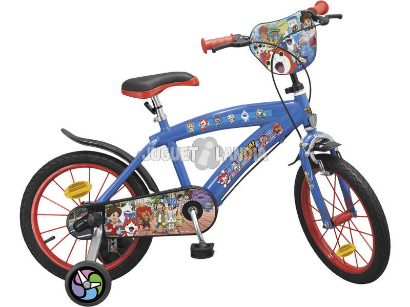 Bicicleta YO-KAI-WATCH 16