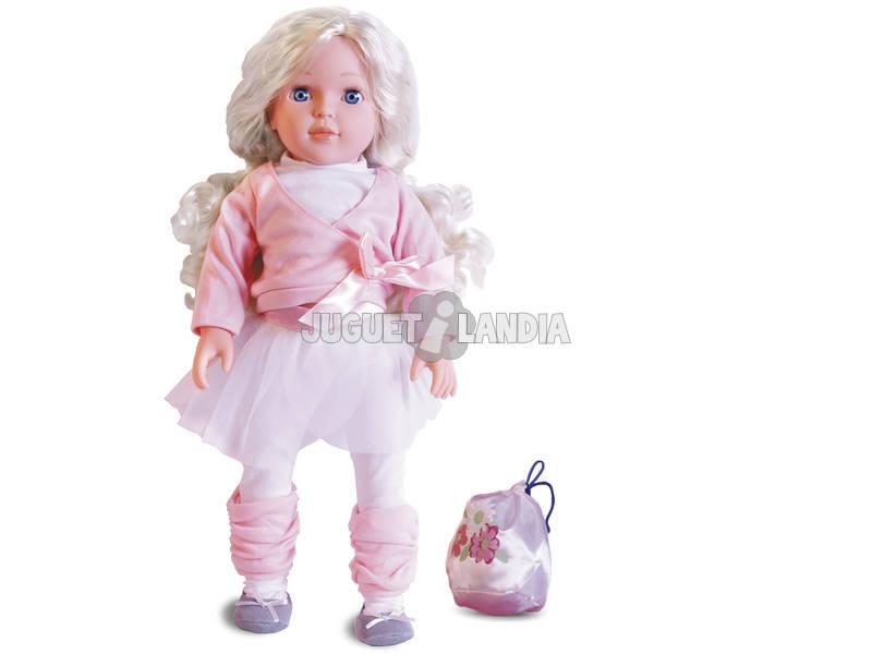 Boneca Ginasta 45 cm