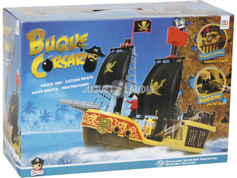 Barco Pirata Playset