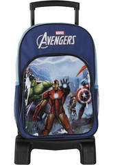 Mochila con Ruedas Avengers