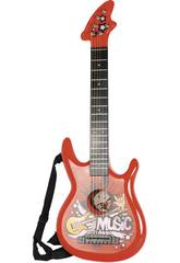Guitarra Infantil Rock N Roll 80 cm
