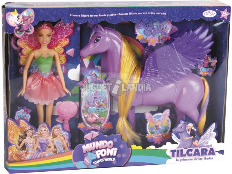 Cavallo Alato con Fata