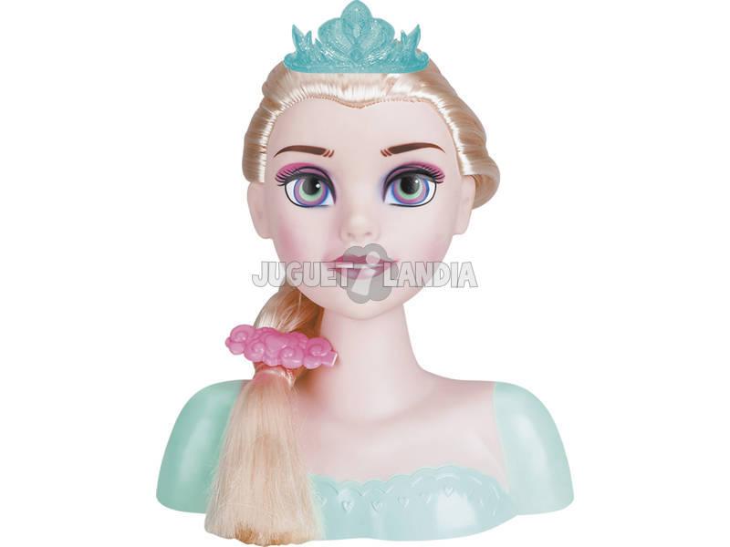 Busto con Mano Principessa
