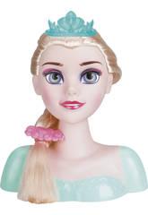 Busto Con Manos Princesa