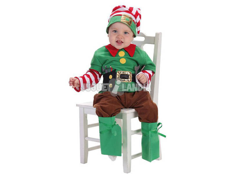 Disfarce Baby Elfo Llopis 7167