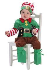 Disfraz Baby Elfo Llopis 7167