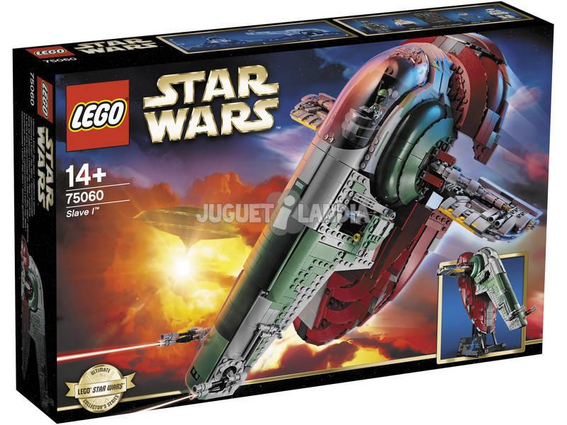 Lego Star Wars Slave I Boba Fett 75060