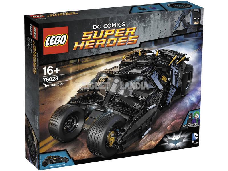 Lego Super Heroes El Vehículo Blindado