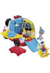 Mickey ambulance