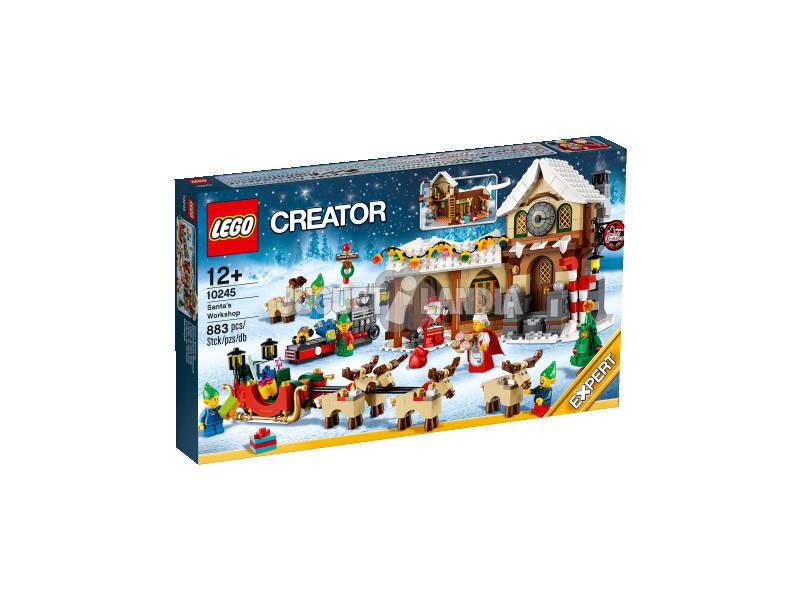 Lego Exclusivas El Taller de Papa Noel