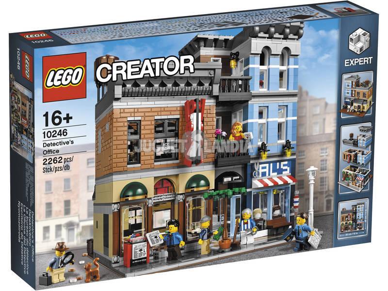 Lego Creator Expert O escritório do detetive 10246