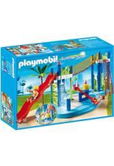 Playmobil Zona de Juegos Acuática