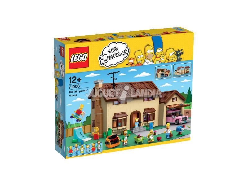 Lego Exclusivas La Casa de Los Simpsons 71006