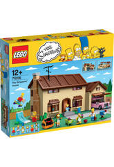 Lego Exclusivas La Casa de Los Simpsons