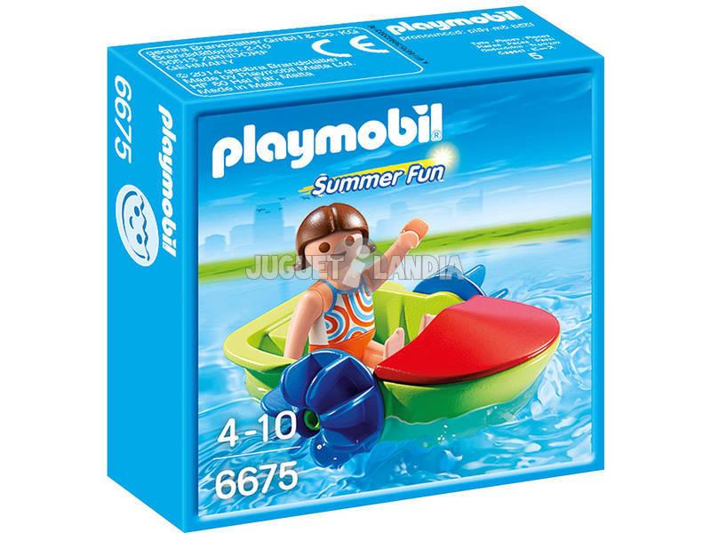 Playmobil Bote para Niños 6675