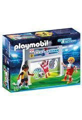 Playmobil Juego de Punteria con Marcador
