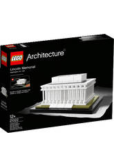 Lego Aquitectura Lincoln Memorial