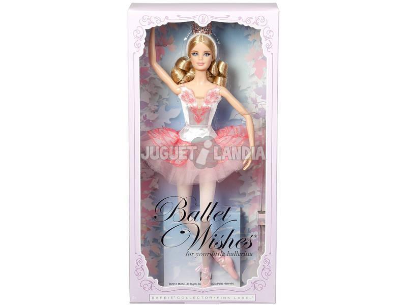 Barbie Colección Deseos De Bailarina 2016