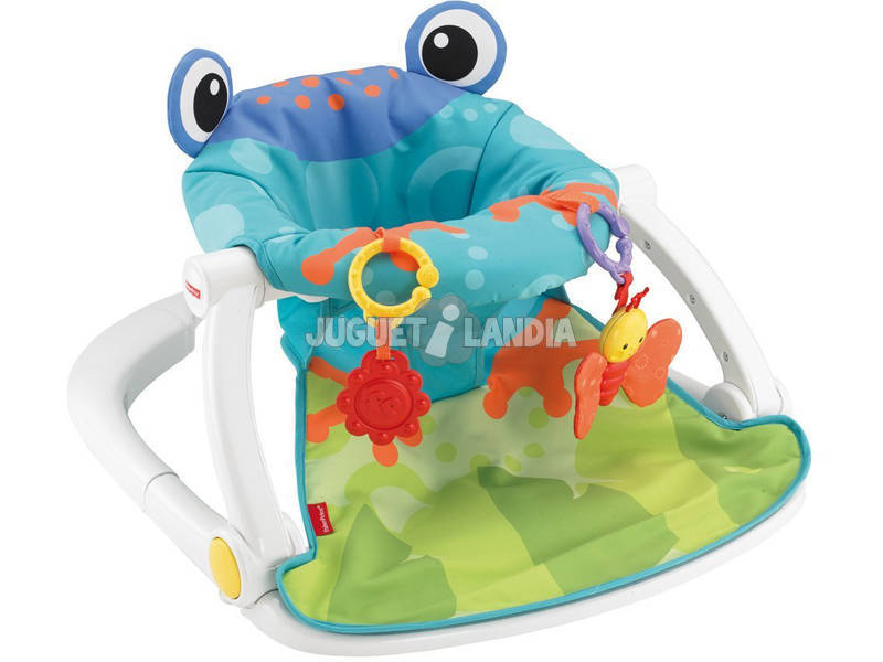 Fisher Price Asiento Aprendizaje y Diversion