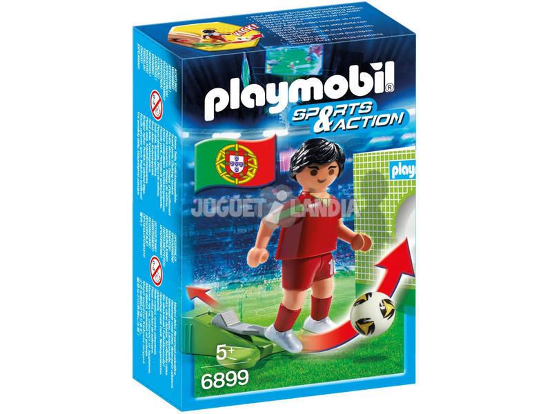 Playmobil Futbolista Portugal