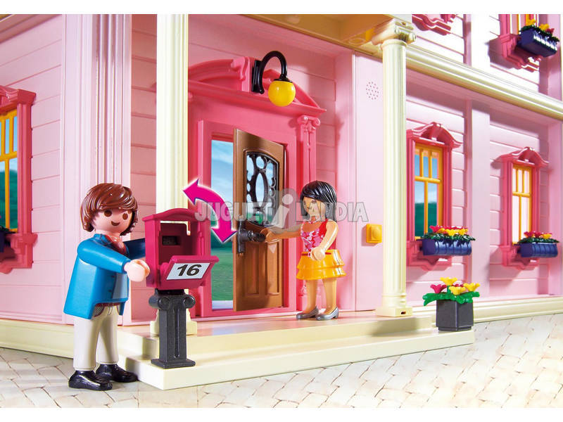 Acheter playmobil maison romantique juguetilandia for As tu un animal a la maison